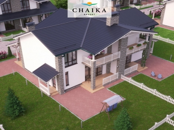Smart городок Chaika Resort